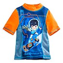 Miles from Tomorrowland Rash Guard for Boys