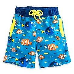 Finding Dory Swim Trunks for Boys