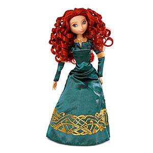 Merida Classic Doll - 12''