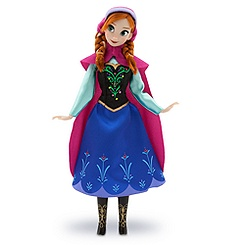 Anna Classic Doll - Frozen - 12''