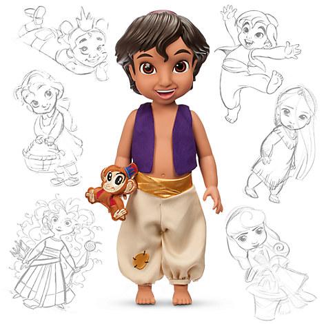 Disney animators collection aladdin doll 16 extra event