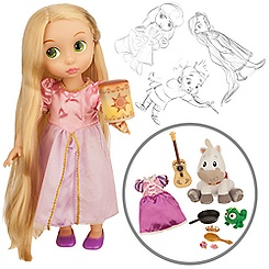 Disney Animators' Collection Rapunzel Doll Gift Set - 16''