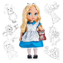 Disney Animators' Collection Alice Doll - 16''