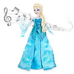 Elsa Deluxe Feature Singing Doll - 16'' H