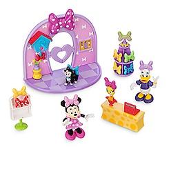 Minnie Mouse Bowtique Playset