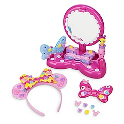 Minnie Mouse Headband Bow Maker Vanity