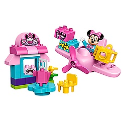 Minnie Mouse: Minnie's Café LEGO Duplo Playset