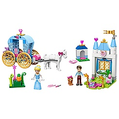 Cinderella's Carriage LEGO Juniors Playset