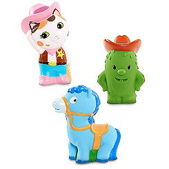 Sheriff Callie's Wild West Bath Squirters Set