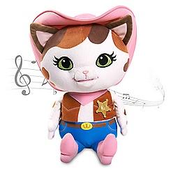 Sheriff Callie's Wild West Callie-oke Sing Along Plush - Small - 12 1/2''