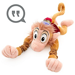 Flying & Talking Abu Plush - Small - 13''