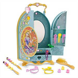 Rapunzel Hair Styling Case