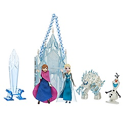Elsa Mini Castle Play Set