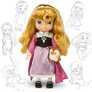 Disney Animators' Collection Aurora Doll - 16''