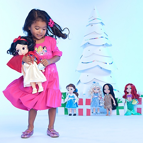 Disney Animators' Collection Ariel Doll -- 16'' H