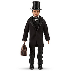 OZ (Oscar Diggs) Doll - Oz The Great and Powerful - 12''