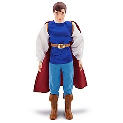 Snow White and the Seven Dwarfs The Prince Doll -- 12'' H