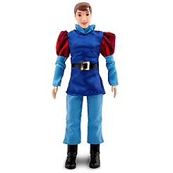 Sleeping Beauty Classic Prince Phillip Doll -- 12'' H