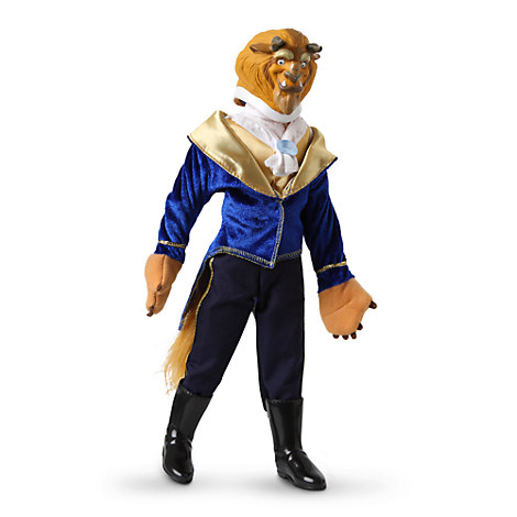 The Beast Classic Doll - Beauty and the Beast - 12''