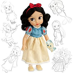 Disney Animators' Collection Snow White Doll - 16''