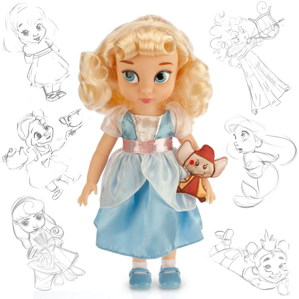 Disney Animators Collection Princess Cinderella Toddler