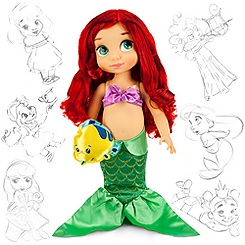 Disney Animators' Collection Ariel Doll - 16''