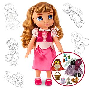 Aurora Doll Gift Set - Disney Animators' Collection
