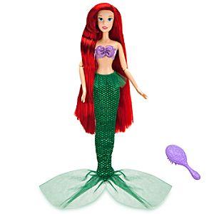 Singing Ariel Doll -- 17