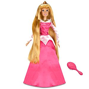 Singing Sleeping Beauty Doll -- 17