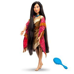 Singing Pocahontas Doll - 17
