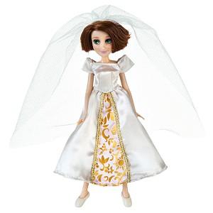 disney puppe barbie mini prinzessinen rapunzel flynn mother gothel spielzeug. Black Bedroom Furniture Sets. Home Design Ideas