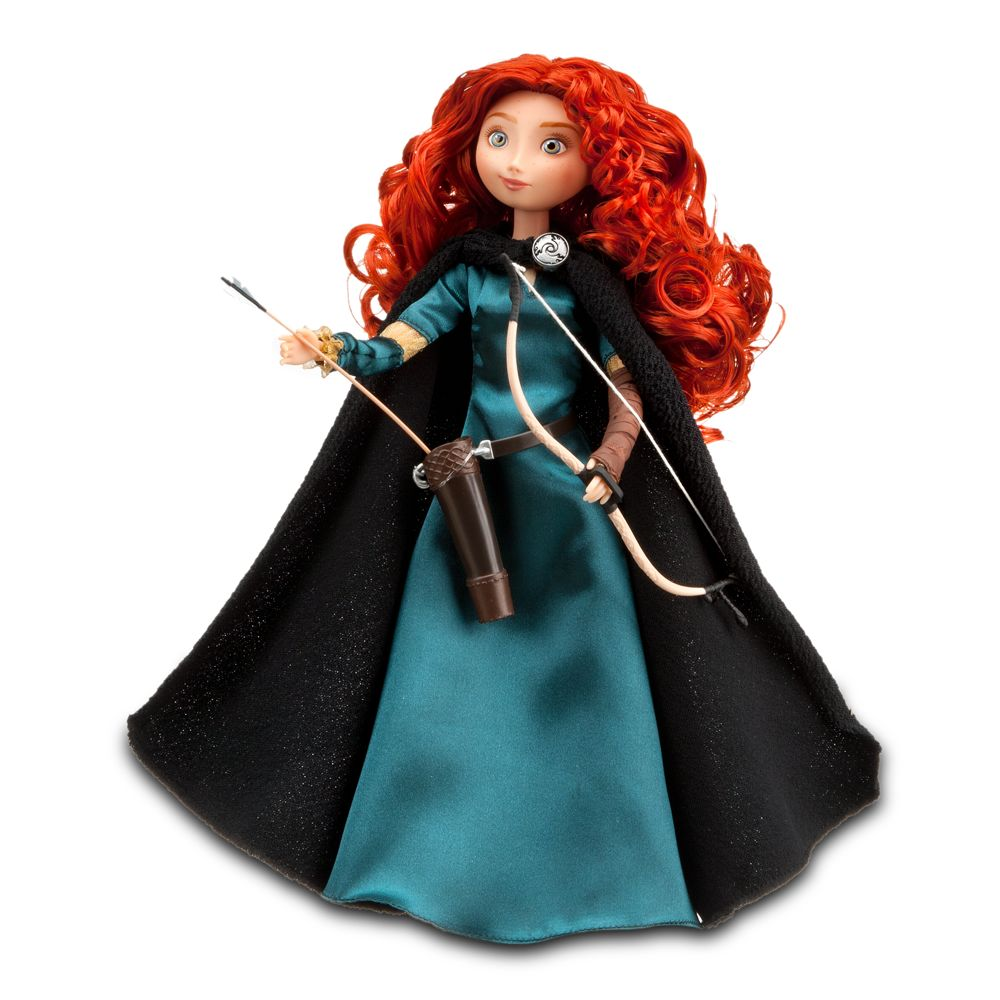 Disney Princess Brave Merida/'s Playset Horse brothers New 12 in dolls mom