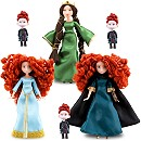 Brave Mini Doll Set -- 6-Pc.
