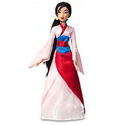 Singing Mulan Doll -- 17'' H