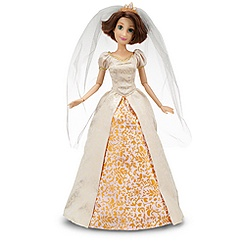 Rapunzel Wedding Doll - Classic Disney Princess - 12''