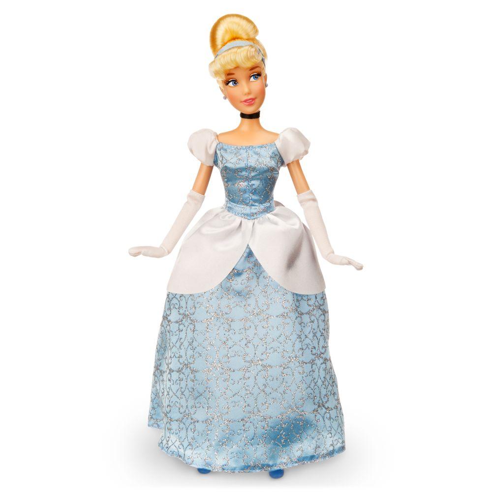 Disney Princess Cinderella Singing Doll And Costume Set: Disney Barbie Princess Cinderella Doll NEW Toy NIB