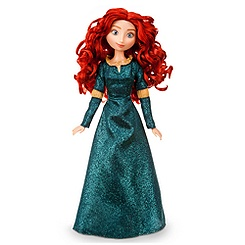 Classic Disney Princess Merida Doll - 12''