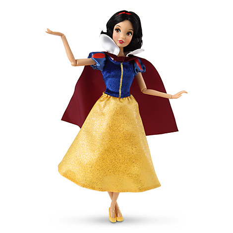 Snow white classic doll 12 dolls disney store