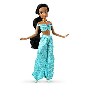 Jasmine Classic Doll - 12''