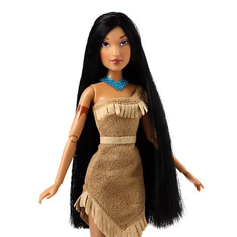Pocahontas Disney Princess Doll Disney Store Princess ...