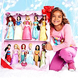Disney Princess Doll Collection - 12''