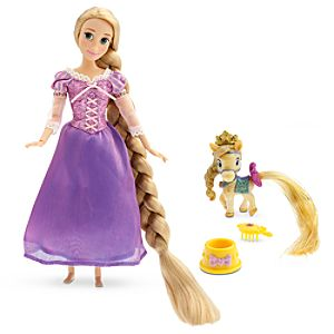 Rapunzel Palace Pet Doll Set