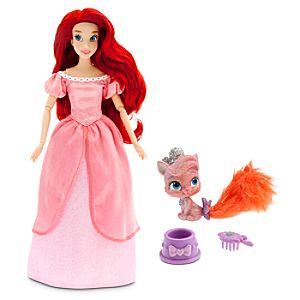 Ariel Palace Pet Doll Set