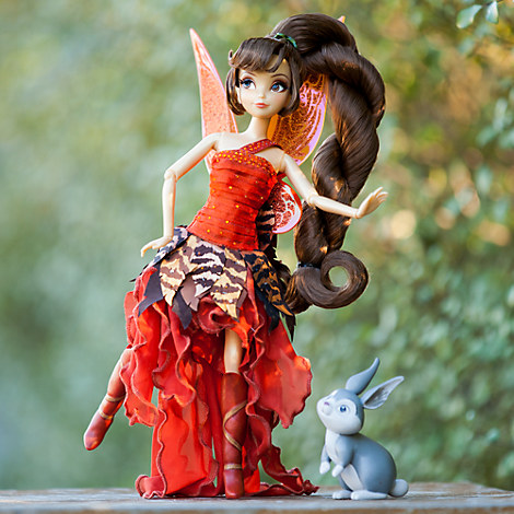 Fawn Disney Fairies Designer Collection Doll