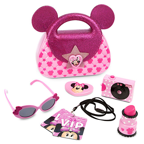 Minnie Mouse Popstar Purse Play Set Play Sets Amp More