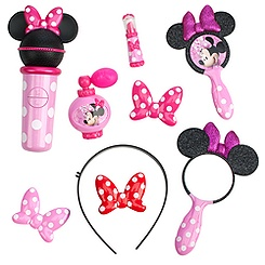 Minnie Mouse Popstar Beauty Set