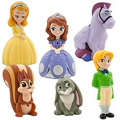 Sofia Bath Toy Set