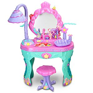 Ariel Magical Talking Salon Vanity