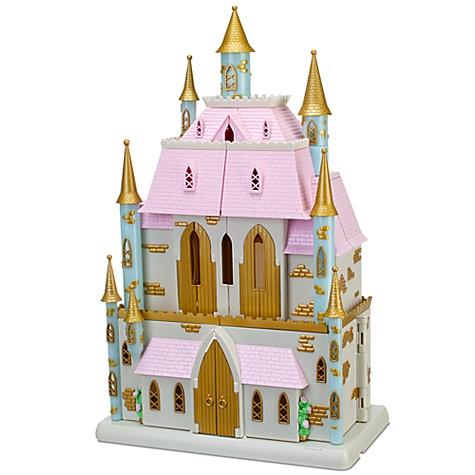 Nib Disney Princess Magical Castle Play Set With All 10
