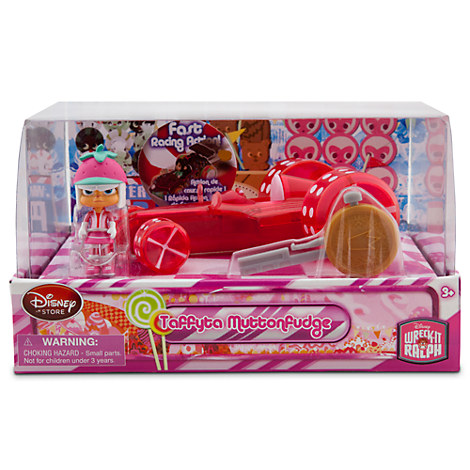 Details about Disney Wreck-It Ralph Taffyta Muttonfudge Racer car Doll